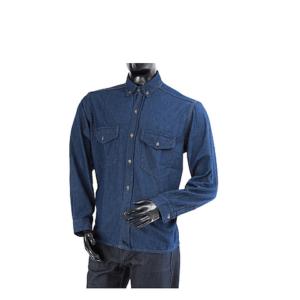 Camisa Jean industrial Caballero