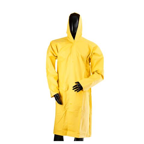 Abrigo Impermeable Amarillo