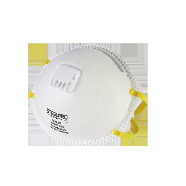Respirador M920v Steelpro N95