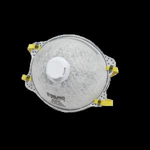 Respirador Steelpro N95 Carbon Activado