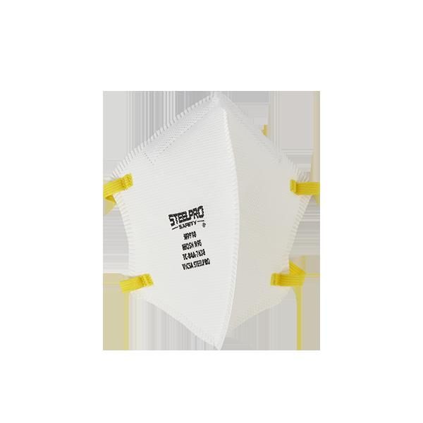 Respirador Steelpro Plegable Blanco N95