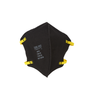 Respirador Steelpro Plegable Negro N95