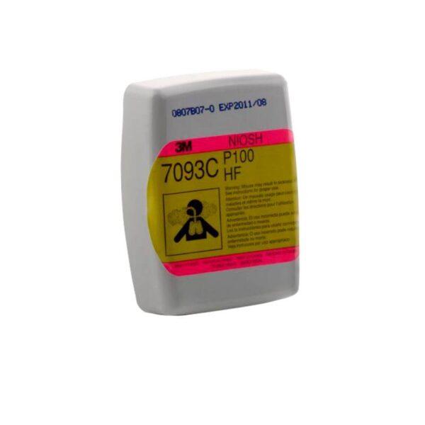 Cartucho 7093c O 7093cb Gases Acidos Y Vapores Organicos 3M