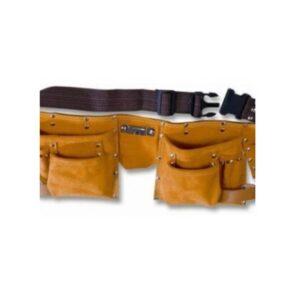 Cinturon Porta Herramientas En Cuero