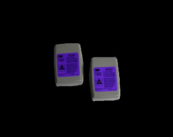 Filtro 7093 O 7093b (P100) Material Particulado 3M
