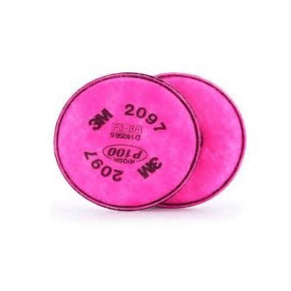 Filtros 3M P100 Material Particulado x Par Ref. 2097