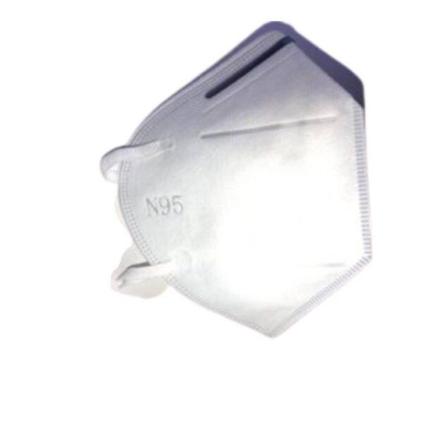 Tapa bocas N95 termosellado 4 capas caja x 20 unidades