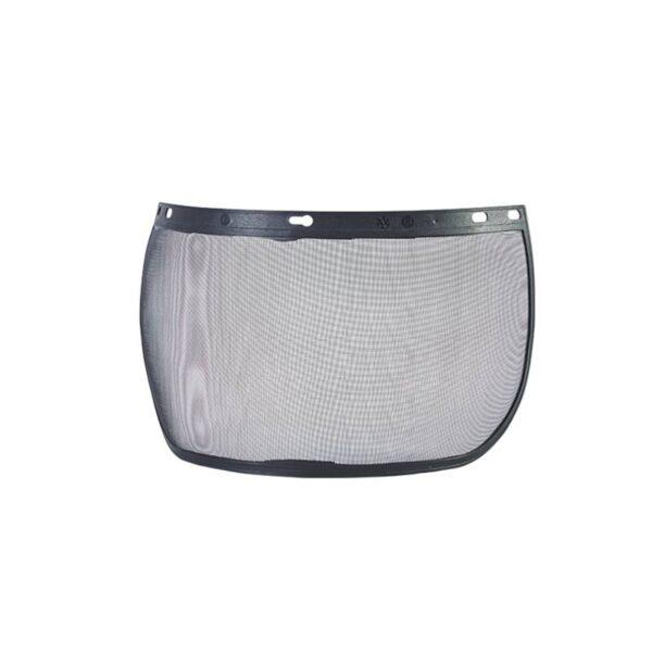 Visor De Malla Metalica Adaptable A Casquete Porta Visor