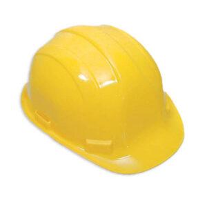 Casco Protector Zubiola 11887901 Amarillo