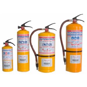 Extintor Abc Multiproposito 10 Libras