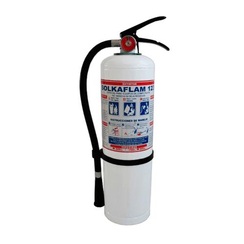 Extintor Solkaflam 123 3.5 Kilos