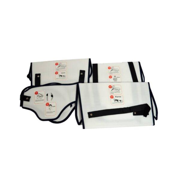 Kit Inmovilizador En Carton Plastico